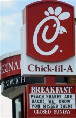 Q & A with a College Perspective on Chick-fil-a
